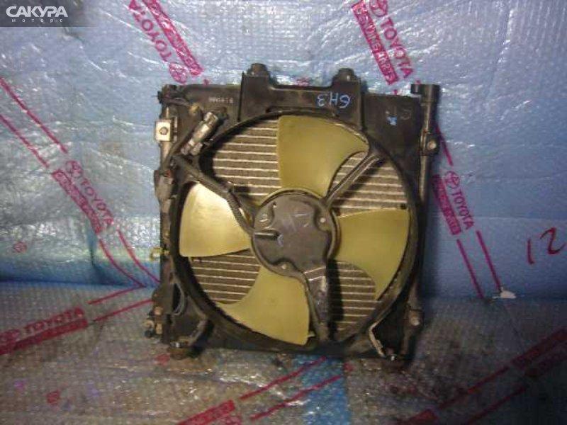 Радиатор кондиционера Honda Hr-v GH3 D16A Красноярск Сакура Моторс