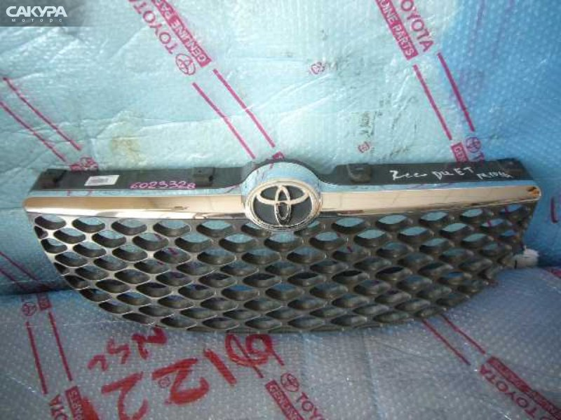 Решетка радиатора Toyota Duet M100A  Красноярск Сакура Моторс