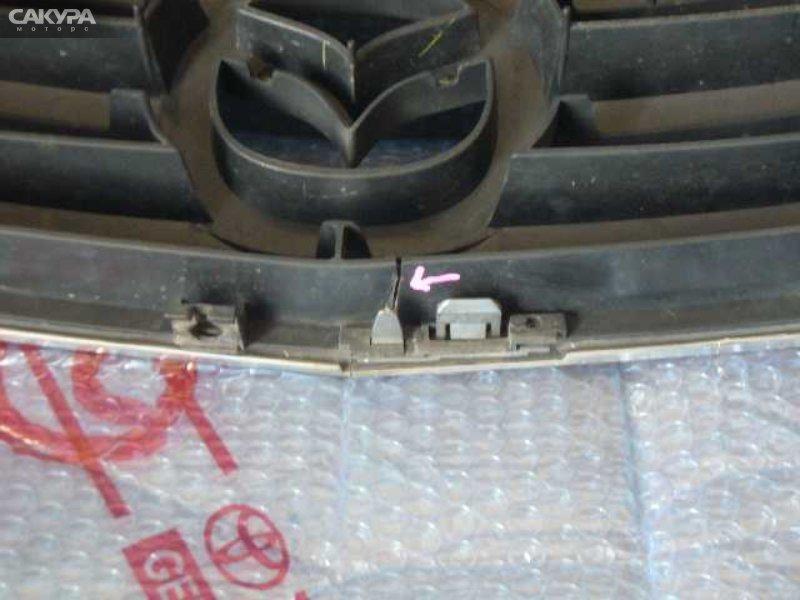 Решетка радиатора Mazda MPV LWEW  Красноярск Сакура Моторс