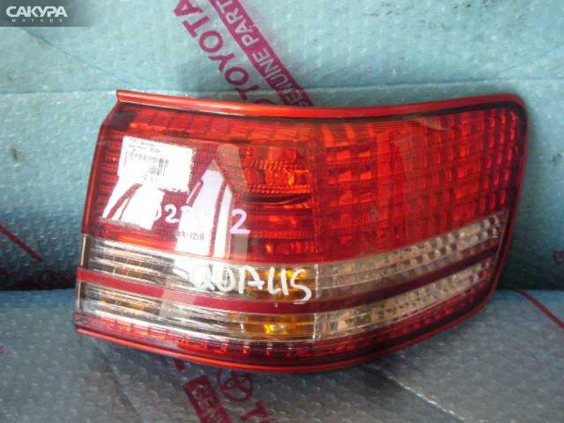 Фонарь Toyota Mark II Qualis MCV21W  Красноярск Сакура Моторс