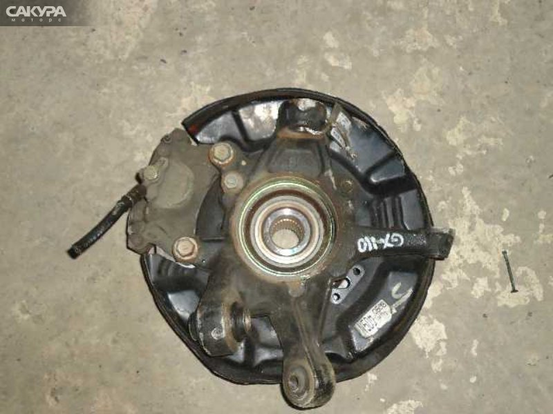 Ступица Toyota  GX110 1G-FE Красноярск Сакура Моторс