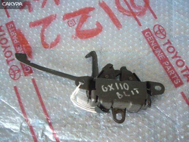 Замок капота Toyota Mark II Blit GX110W  Красноярск Сакура Моторс