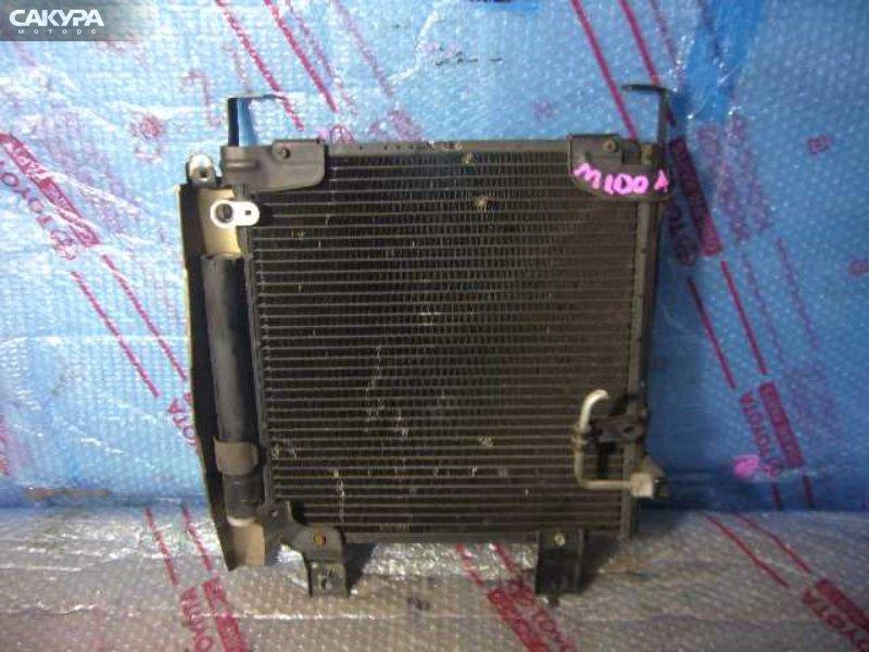 Радиатор кондиционера Toyota Duet M100A EJ-VE Красноярск Сакура Моторс