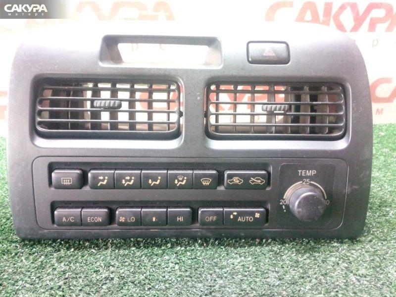 Блок управления климат-контролем Toyota  SV42  Красноярск Сакура Моторс