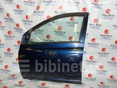 Купить Дверь боковую на Toyota Vitz NCP10 переднюю левую  в Красноярске