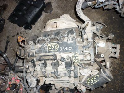 Купить Двигатель на Honda Civic Ferio 2002г. ES9 LDA  в Красноярске