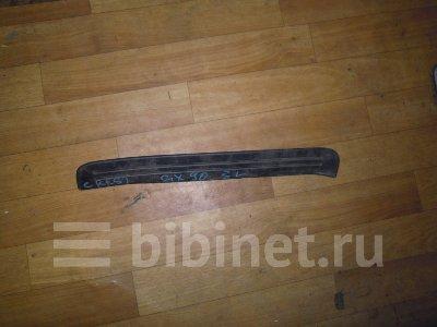 Купить Накладку порога на Toyota Cresta GX90 1G-FE заднюю левую  в Красноярске