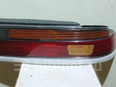 Купить Фонарь стоп-сигнала на Toyota Corona Exiv ST200 правый  в Красноярске
