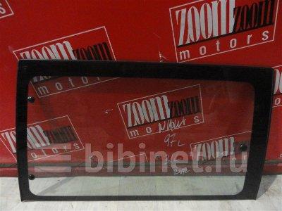 Купить Стекло боковое на Mitsubishi RVR 1997г. N11W 4G93 заднее левое  в Красноярске