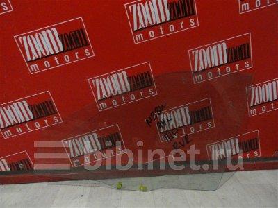 Купить Стекло боковое на Mitsubishi RVR 1994г. N28W 4D68 переднее левое  в Красноярске