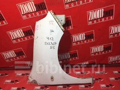 Купить Крыло на Nissan Wingroad Y12 HR15DE переднее правое  в Красноярске