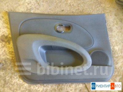 Купить Обшивку двери на Nissan Micra K12 CR12DE переднюю левую  в Красноярске