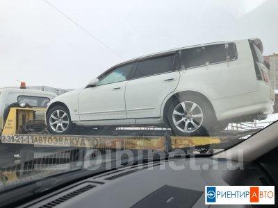 Купить Авто на разбор на Nissan Stagea PNM35 VQ35DE  в Красноярске