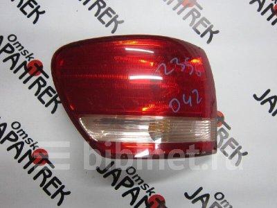 Купить Фонарь стоп-сигнала на Toyota Ipsum ACM21W 2AZ-FE левый  в Омске