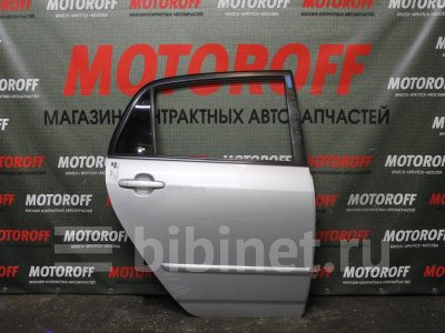 Купить Дверь боковую на Toyota Allex NZE121 заднюю  в Иркутске