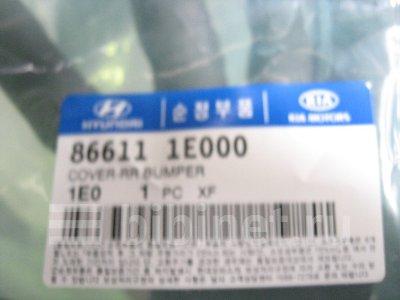 Купить Бампер на Hyundai Accent задний  в Красноярске