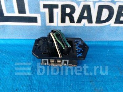 Купить Реостат печки на Toyota Vitz SCP90  в Иркутске
