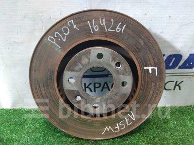 Купить Диск тормозной на Peugeot 207 EP6 передний  в Красноярске