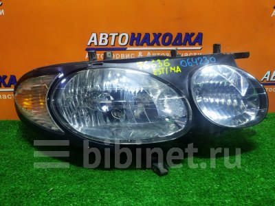 Купить Фару на Toyota Estima Emina CXR20G 3C-TE переднюю правую  в Красноярске