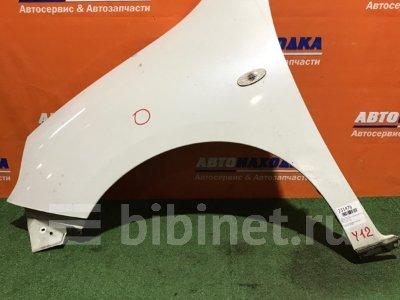 Купить Крыло на Nissan Wingroad Y12 HR15DE переднее левое  в Красноярске