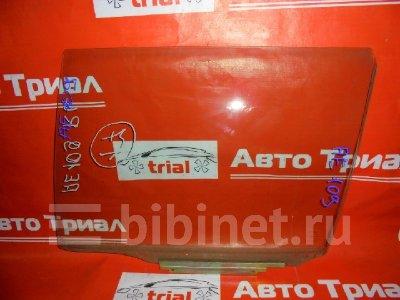 Купить Стекло боковое на Toyota Sprinter Wagon 1997г. 4A-FE заднее левое  в Новосибирске