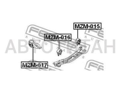 Купить Подушку двигателя на Mazda Demio  в Красноярске