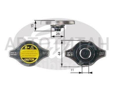 Купить Крышка радиатора на Toyota Camry  в Красноярске