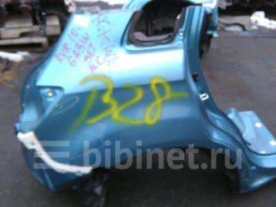 Купить Крыло на Mitsubishi ASX GA2W заднее правое  в Красноярске