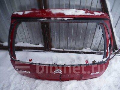 Купить Дверь заднюю багажника на Citroen C3  в Екатеринбурге
