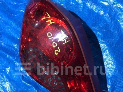 Купить Фонарь стоп-сигнала на Peugeot 207 левый  в Красноярске