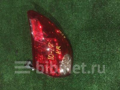 Купить Фонарь стоп-сигнала на Nissan Wingroad JY12 MR18DE правый  в Красноярске