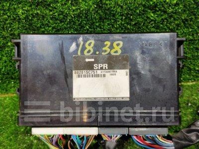Купить Блок управления на Subaru Forester SHJ FB20  в Красноярске