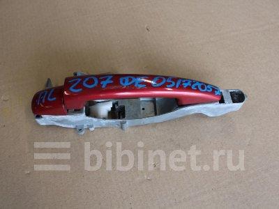 Купить Ручку наружную на Peugeot 207 переднюю правую  в Санкт-Петербурге