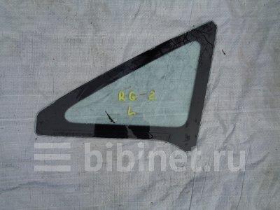 Купить Стекло боковое на Honda Stepwgn RG2 K20A переднее левое  во Владивостоке
