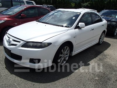 Купить Авто на разбор на Mazda Atenza 2007г. GG3S L3-VE  во Владивостоке