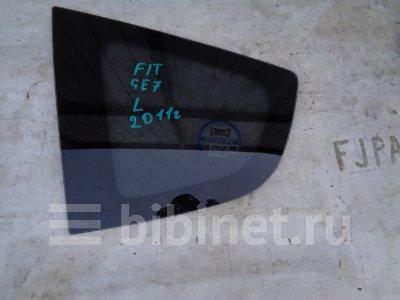 Купить Стекло собачника на Honda FIT GE7 L13A заднее левое  во Владивостоке