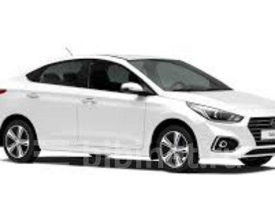 Купить Авто на разбор на Hyundai Solaris 2017г. Solaris I (HCR) G4FD  в Красноярске