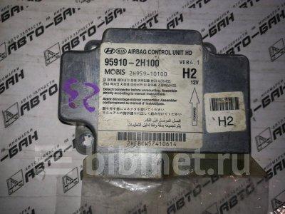 Купить Блок управления airbag на Hyundai Elantra 2008г. HD G4FC  в Красноярске