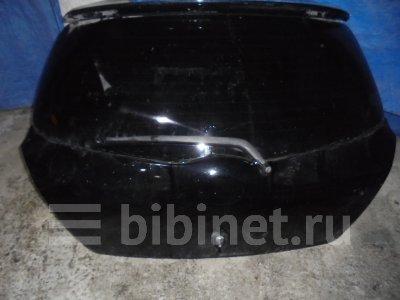 Купить Дверь заднюю багажника на Toyota Vitz SCP90  во Владивостоке