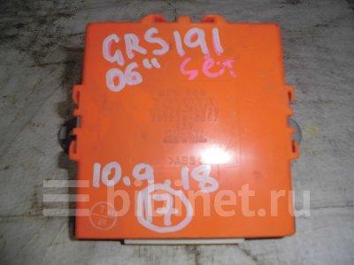 Купить Блок управления ДВС на Lexus GS350 2006г. GRS191  во Владивостоке
