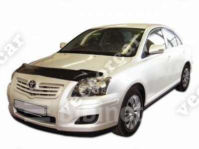 Купить Дефлектор капота на Toyota Avensis 2003г. AZT250  во Владивостоке