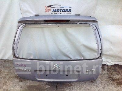 Купить Дверь заднюю багажника на Citroen C3  в Санкт-Петербурге