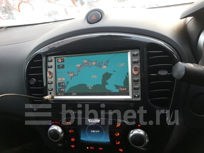 Купить Магнитолу на Nissan Juke 2011г. NF15 MR16DDT  в Красноярске