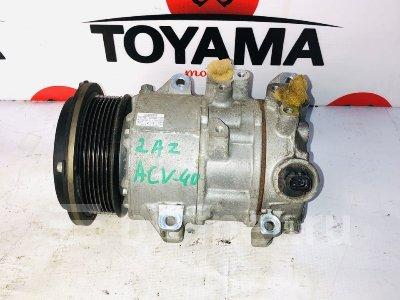 Купить Компрессор кондиционера на Toyota Camry 2006г. ACV40 2AZ-FE  в Красноярске
