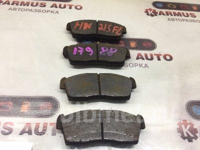 Купить Колодки тормозные на Suzuki KEI HN11S K6A передние  в Комсомольск-на-Амуре