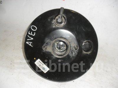 Купить Вакуумный усилитель тормоза и сцепления на Chevrolet Aveo 2011г. T250 B12D1  в Кемерове
