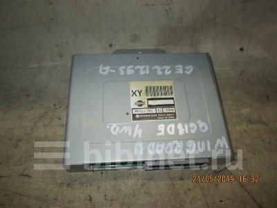Купить Блок управления ДВС на Nissan Wingroad 2002г. WHNY11 QG18DE  в Кемерове
