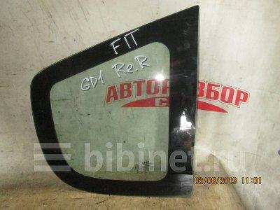 Купить Стекло собачника на Honda FIT GD1 L13A правое  в Кемерове