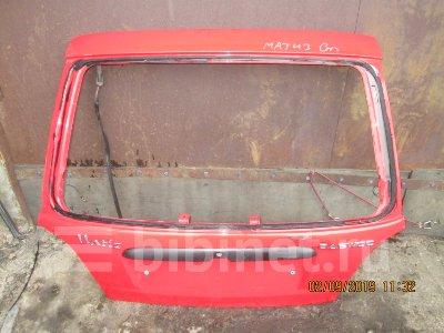 Купить Дверь заднюю багажника на Daewoo Matiz  в Кемерове