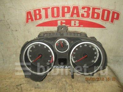 Купить Комбинацию приборов на Opel Corsa D  в Кемерове